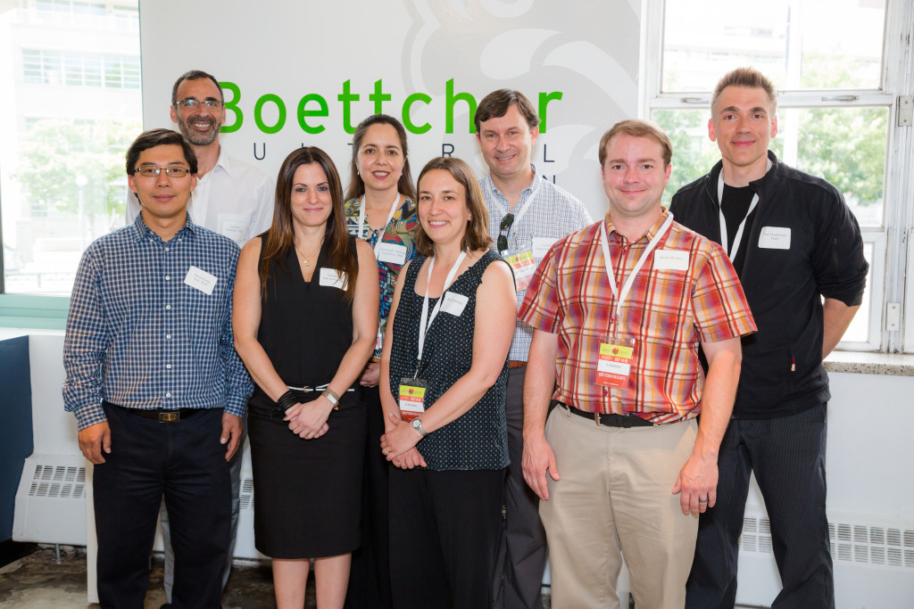 Boettcher Investigators and their international colleagues.