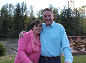 Katie & Tim BF Trustee Retreat 2015 in breckenridge